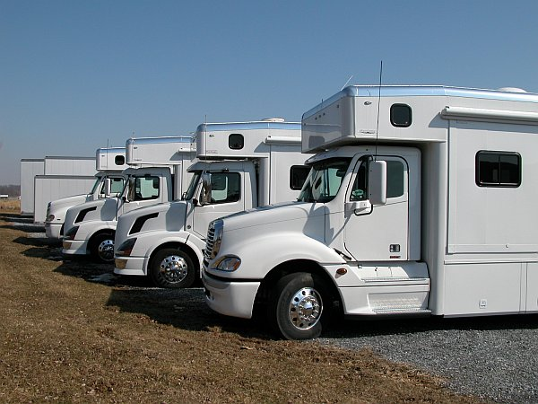 Four Showhaulers